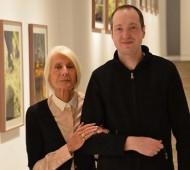 Soledad Lorenzo y Philipp Fröhlich