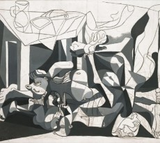"""Picasso Black and White"" en Nueva York"