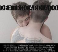'Dextrocardiaco', colectiva comisariada por Abel Azcona