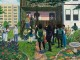 Kerry James Marshall Garden Party painting