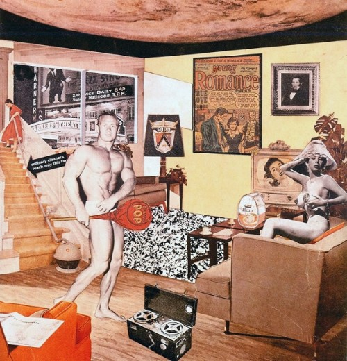RICHARD HAMILTON_ Just what is it that makes today's homes so different, so appealing?
