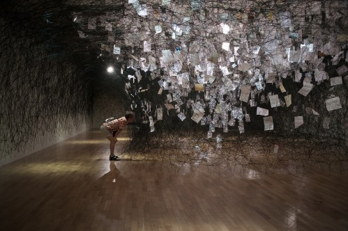 Chiharu Shiota Letters of Thanks