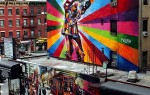 Kobra_street art in Chelsea NYC