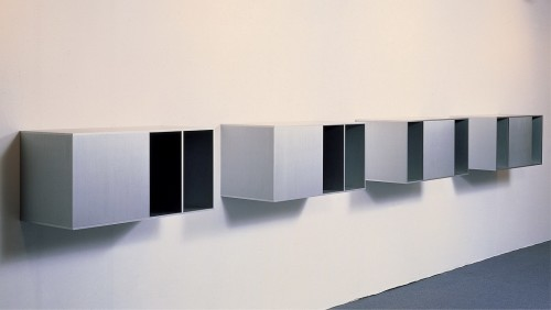 donald judd untitled 1988