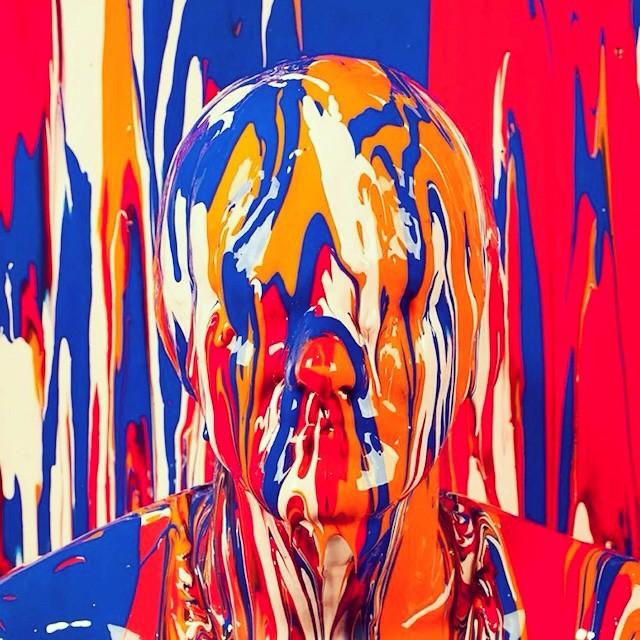 Akatre Camouflage #fotografia #photography #arte #art #artecontemporaneo #contemporaryart #museo #museum #exposición #exhibition #artista #artist #Akatre #camouflage #color