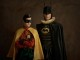 SuperHeros Flamands Batman Robin - Sacha Goldberger