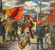 British artists and the Spanish Civil War