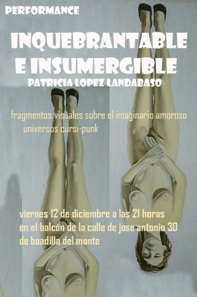 Cartel_Inquebrantable-e-insumergible_Patricia-Lopez-Landabaso_2014