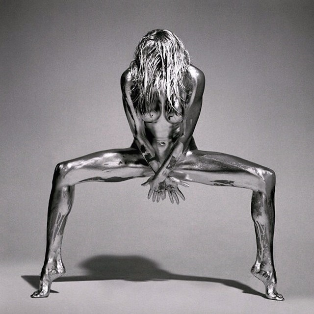 Silver Woman Guido Argentini #fotografía #photography #foto #photo #arte #art #artecontemporaneo #contemporyart #exposición #exhibition #museo #museum #gallery #galeriadearte #artgallery #artista #artist #Silver #plata #GuidoArgentini