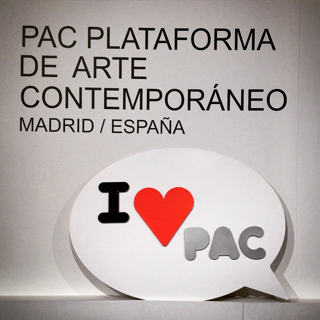 Nos vemos en @arcomadrid Stand 9I03 #ilovepac #arte #art #artecontemporaneo #contemporaryart #madrid #ifema #arco2015 #pac #revista #revistadigital #magazine