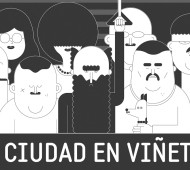 La ciudad en viñetas Javier Arce