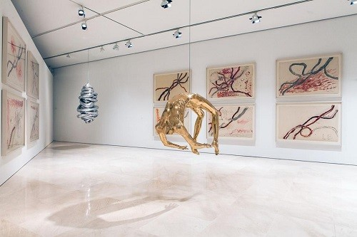 Louise Bourgeois - Museo Picasso Málaga
