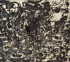 Jackson Pollock, Yellow Islands 1952
