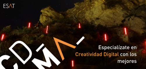 Curso de Especialización en Creatividad Digital y Media Art