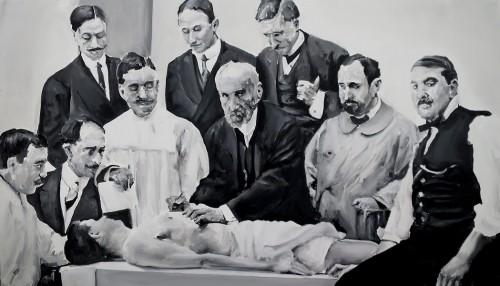 Autopsia Ramón y Cajal - Santiago Ydáñez