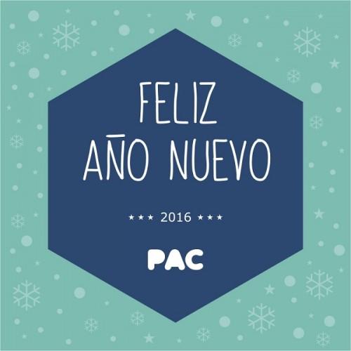 Feliz Año Nuevo 2016 PAC