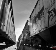 "Omar Jerez ""La Bestia: el tren de la muerte"""
