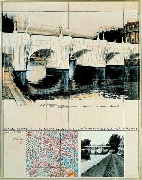 CHRISTO_Pont_Neuf_Wrapped