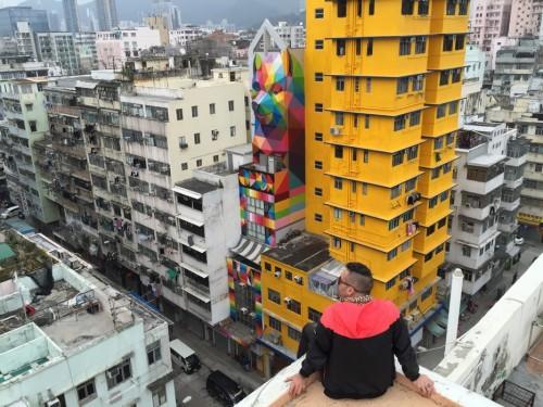 Okuda Hong Kong