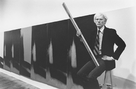 Andy Warhol - Shadows