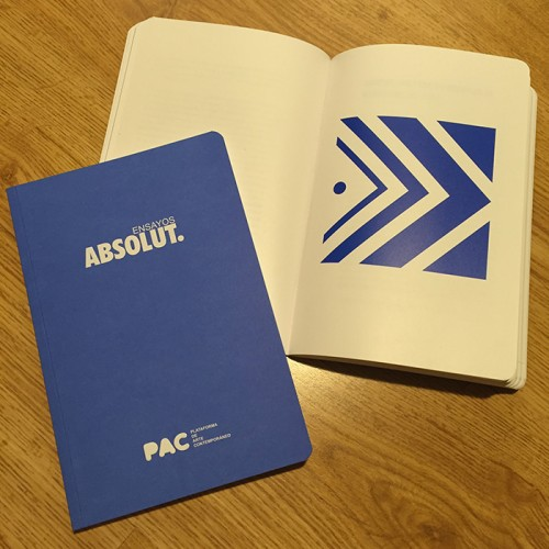 Libro Ensayos ABSOLUT by PAC