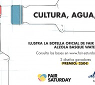 "Fair Saturday ""Cultura, Agua, Vida"""