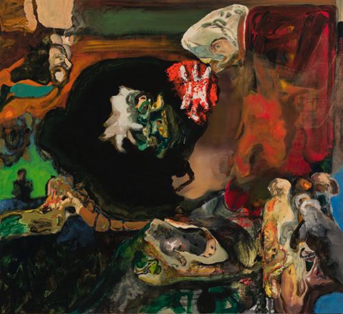 Jorge Queiroz - Galería Juan Silió