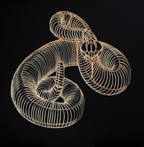 Max Gärtner golden snake