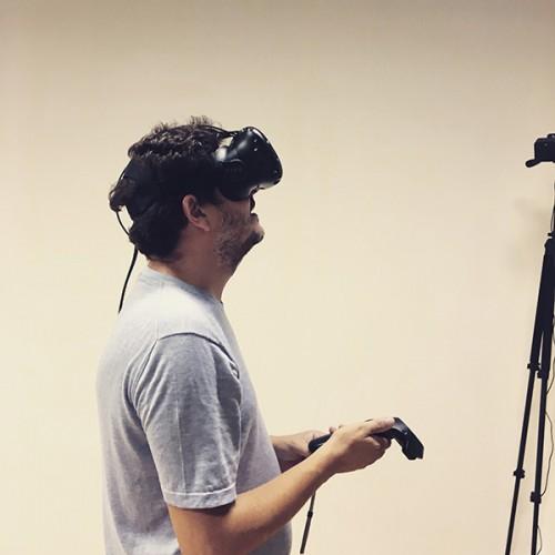 Harddiskmuseum en Realidad Virtual