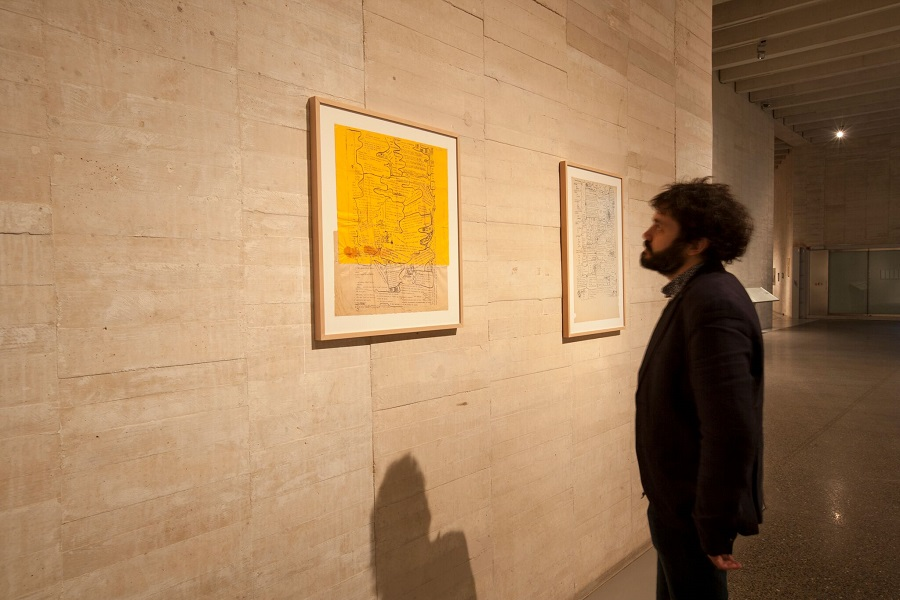 Monográfico a Francisco Pino en el MUSAC