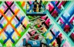 Maya Hayuk - 10 artistas urbanas