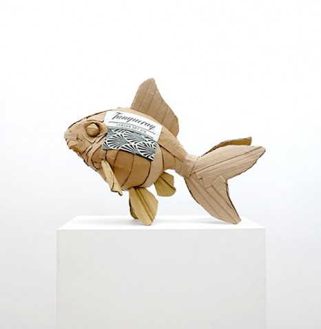 Laurence Vallières - fish