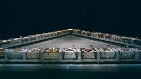 Judy Chicago - The Dinner Party