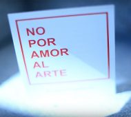 NOPORAMORALARTE video