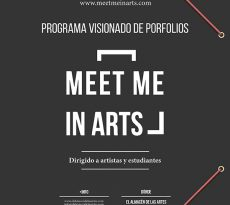 MEET ME IN ARTS 2018