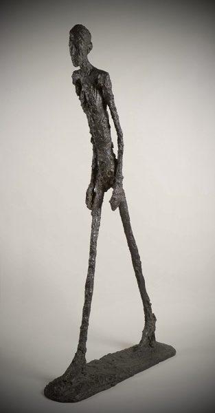 L'Homme qui marche - Giacometti