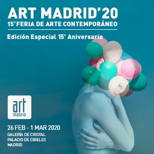 Art Madrid 2020 15a Feria de Arte Contemporáneo - Madrid - PAC