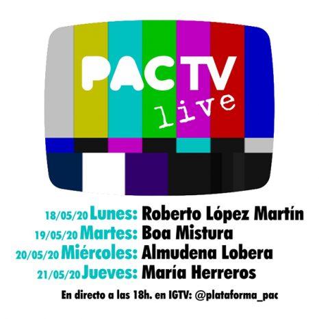 PAC TV LIVE Semana 5