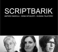 Amparo Badiola, Gema Intxausti y Susana Talayero
