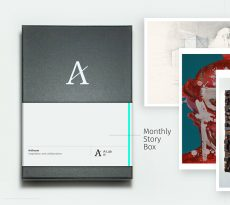 Arthouse presenta su ART BOX A-Lab Box_monthly
