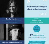 Conversa #3 – Internacionalización del Arte Portugués