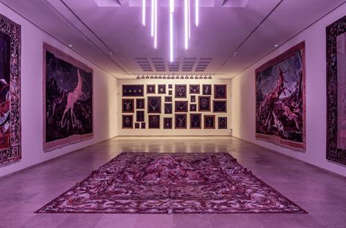 Gonzalo Borondo - Museo Esteban Vicente