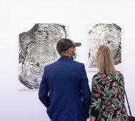 Richard Gene Barbera A Ciegas Galeria